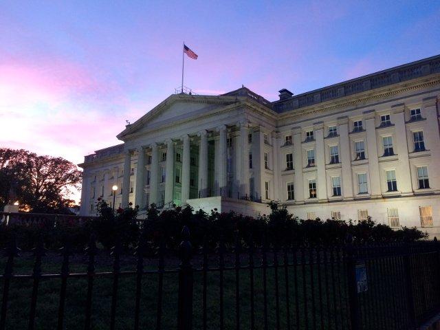 La Casablanca es una de las cosas qué ver en Washington DC