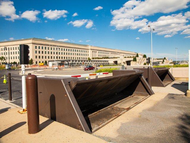 Edificio del Pentagono en Washington DC