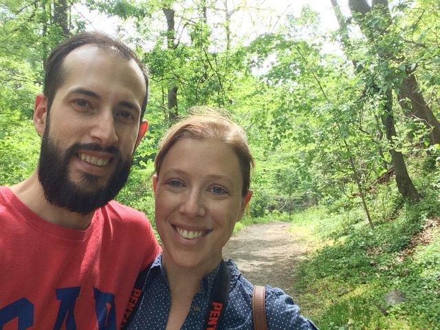 Parque de Dumbar Oaks en Washington DC