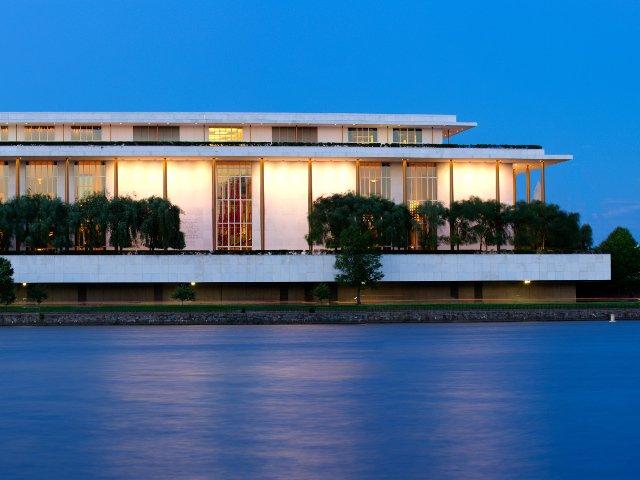 Centro de Artes JFK en Washington DC