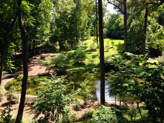 Tregaron Conservancy Trails en Washington DC