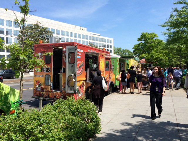 Food Trucks en Washington DC
