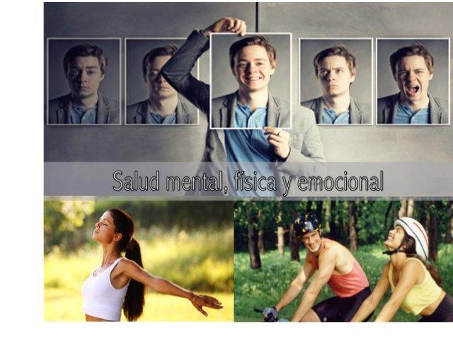 Salud mental, física y emocional