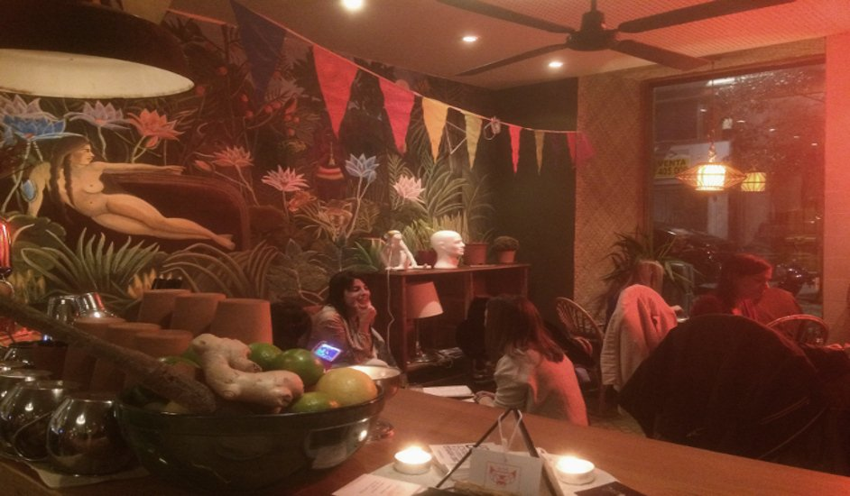 Casa Jaguar: A Kitsch Latin American Fusion Restaurant in Madrid