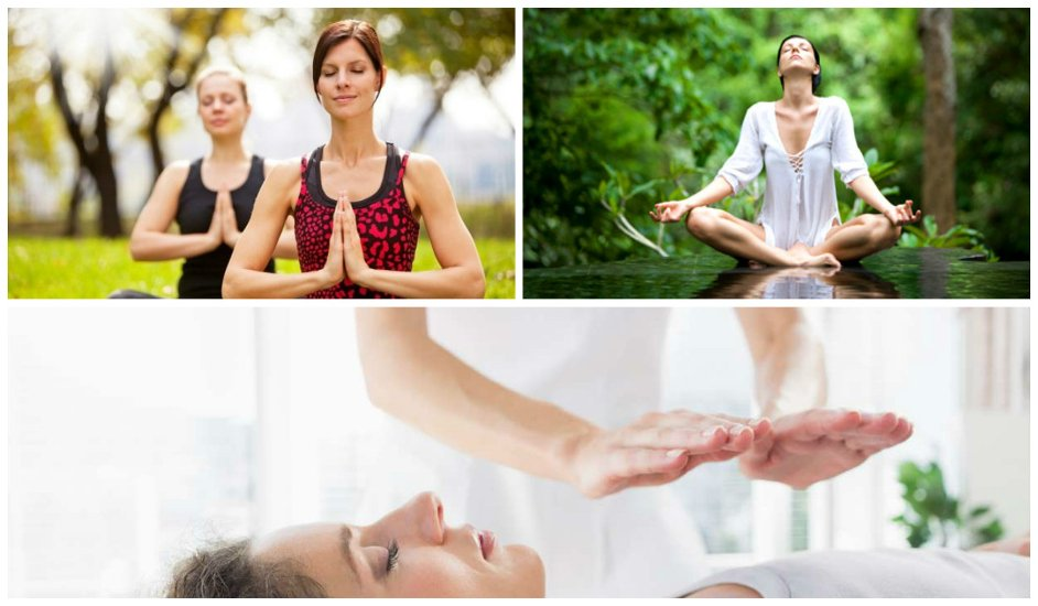 meditacion reiki salud