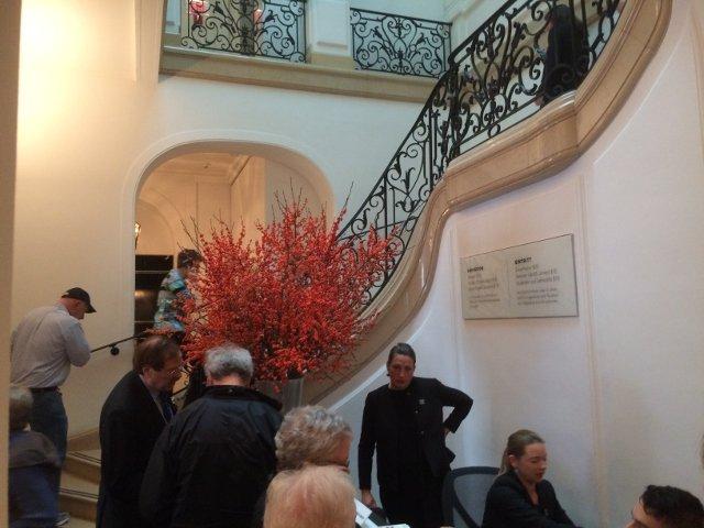 Interior Neue Galerie New York