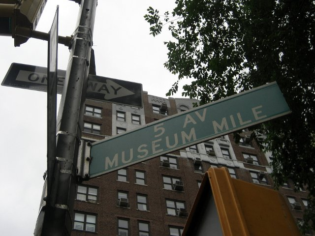 The Neue Galerie is Part of Museum Mile in New York