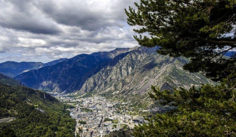 Andorra La Vella capital Andorra