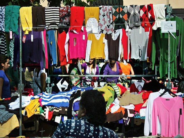 Flea markets Benidrom