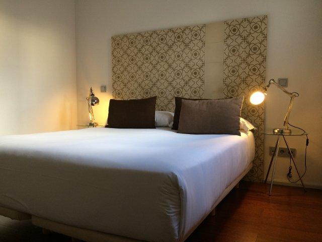 Dormitorio en Eric Vökel Madrid Suites