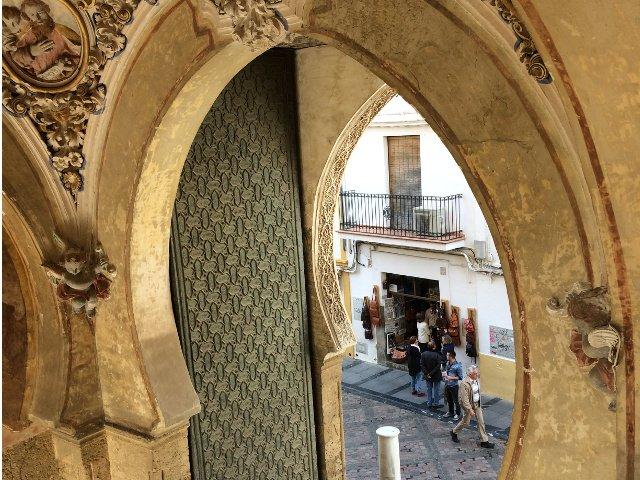 La torre de la Mezquita de Córdoba