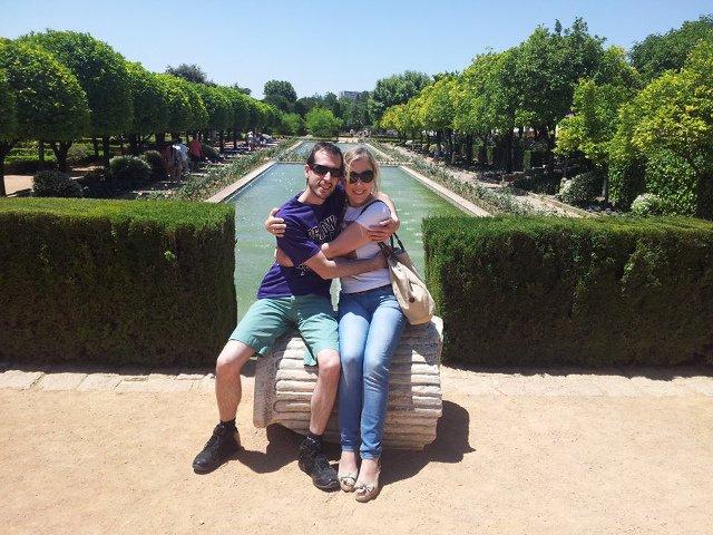 Los jardines del Alcázar de Córdoba, una visita imprescindible