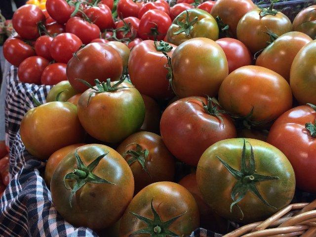 Mercado de Alella en el Catalan Countryside Day Trip con Devour Barcelona