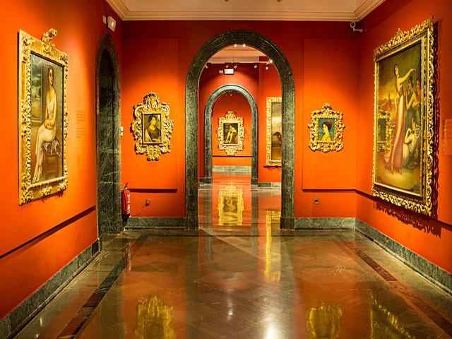 El Museo Julio Romero de Torres tambien tienes que verlo cuando visites Córdoba