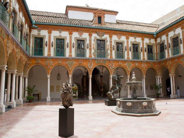Palacio de la Merced en Córdoba