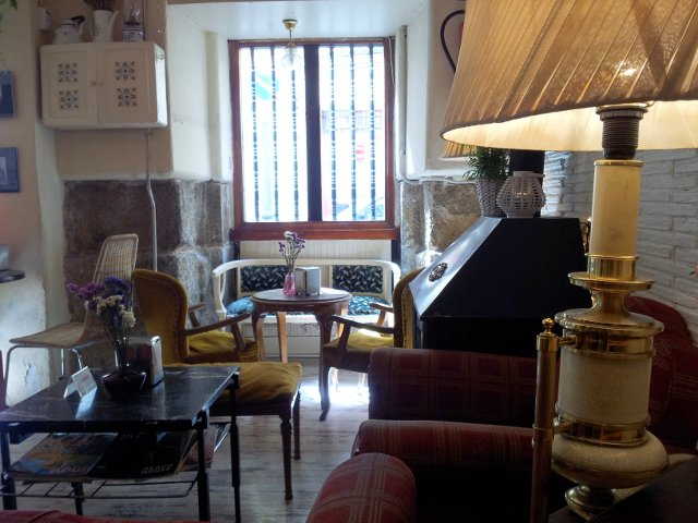 Café de la Luz es un lugar para quedar en Madrid