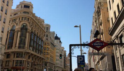 Cinco lugares para quedar en Madrid