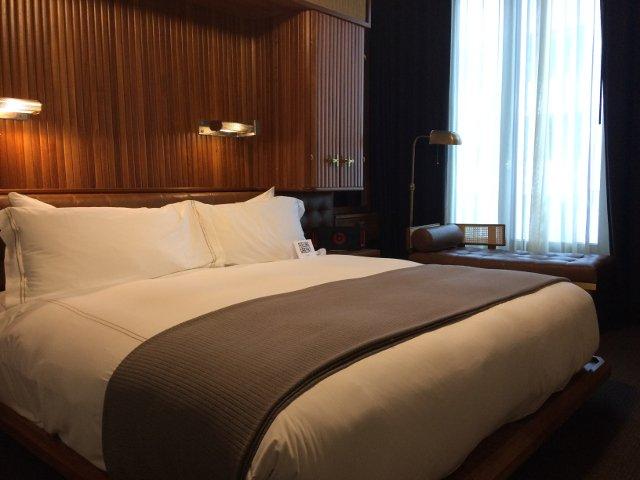 Nuestra habitacion en el Hotel Viceroy a través de Voyage Privée