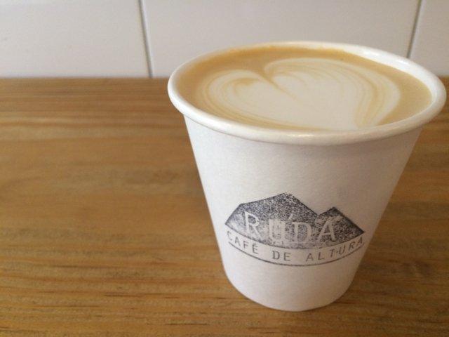 Ruda caf madrid aut ntico sabor a caf en la latina for Cafe para llevar