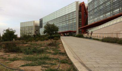 Exterior Museo de la Evolucion Humana Burgos
