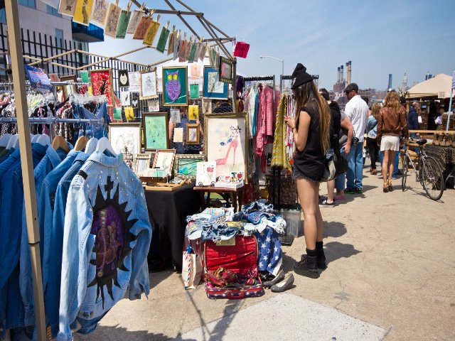 Brooklyn Flea Nueva York
