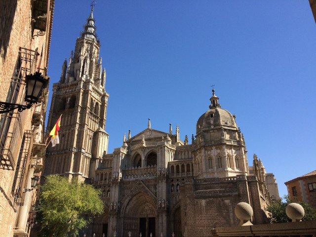 La catedral de Toledo Rutas Toledo