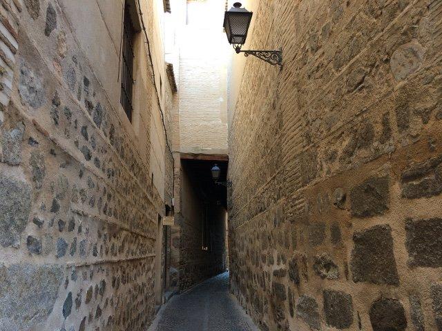 Las cobertizas de Toledo en el Free Tour con Rutas Toledo