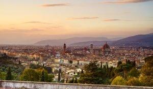 Portada Florencia La Toscana