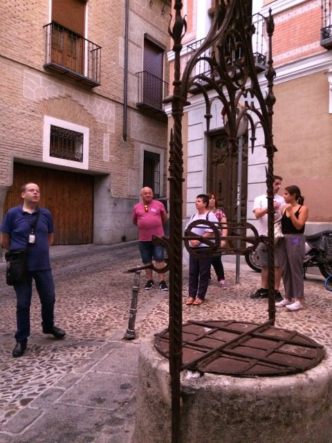 Pozo Amargo y su leyenda en la Ruta Mágica por Toledo