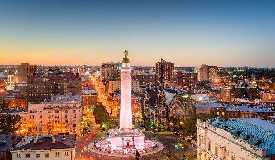 Qué ver en Baltimore, la ciudad donde nació el himno de Estados Unidos