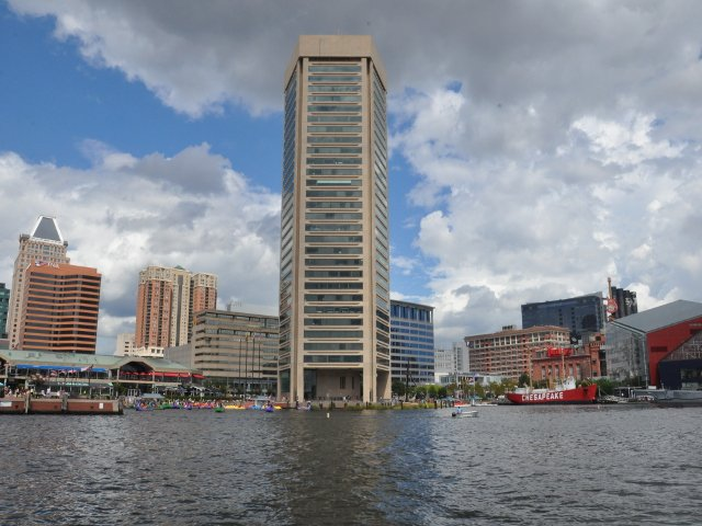 Top of the World, el lugar con las mejores vistas de Baltimore