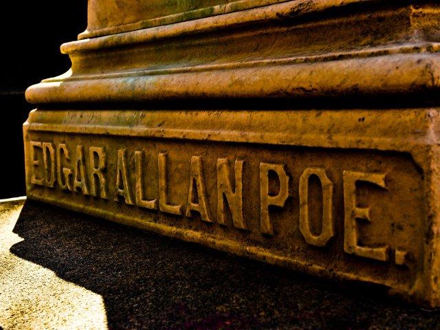 Tumba de Edgar Allan Poe en Baltimore