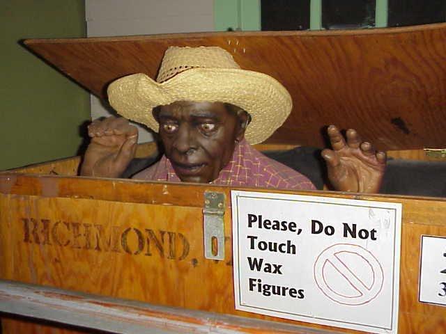Museo de cera en Baltimore que cuenta la historia de los afroamericanos en la ciudad