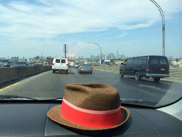 Conduciendo por Nueva York