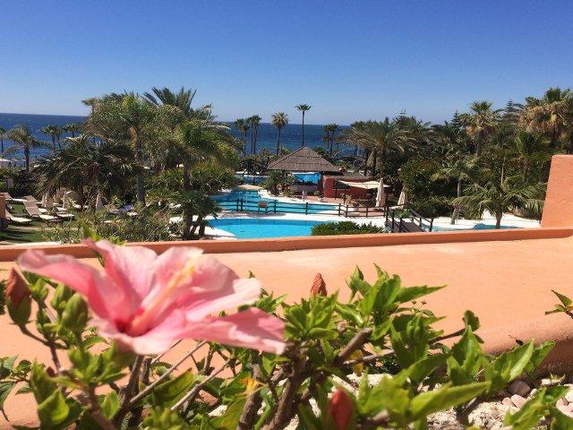 Las piscinas del Kempinski Hotel Bahía Estepona