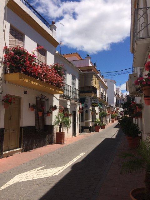 Casco histórico de Estepona