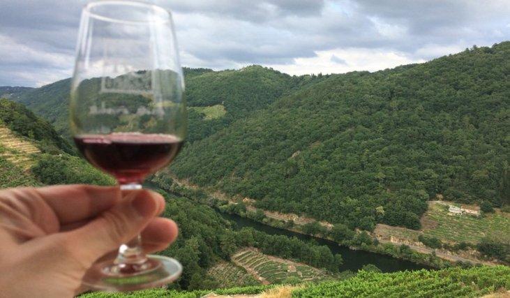 Ribeira Sacra Enoturismo Por Sus Bodegas Y Vinedos En Galicia