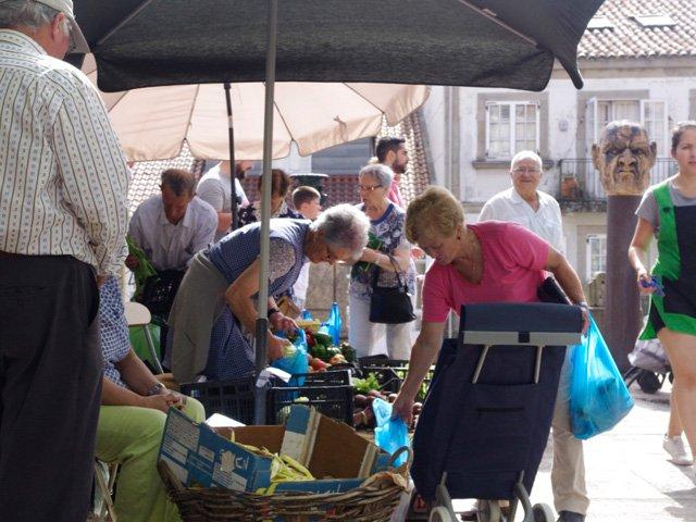 Mercado de Abastos Santiago de Compostela