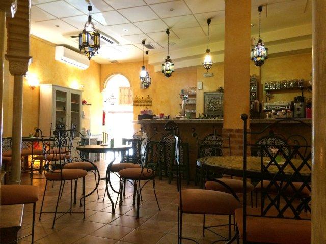 Tetería Dar Al Chai en Toledo