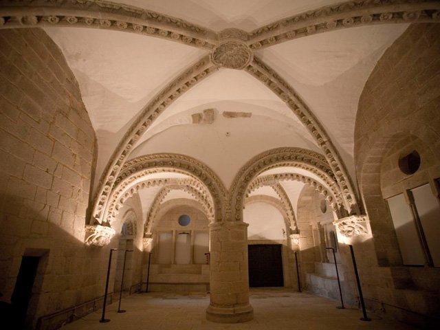 Palacio del Xelmirez en Santiago de Compostela