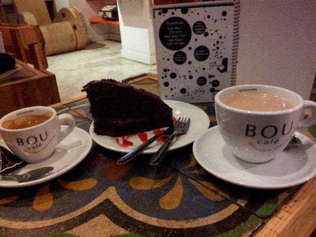 Cafe Ubik en el Barrio Ruzafa Valencia