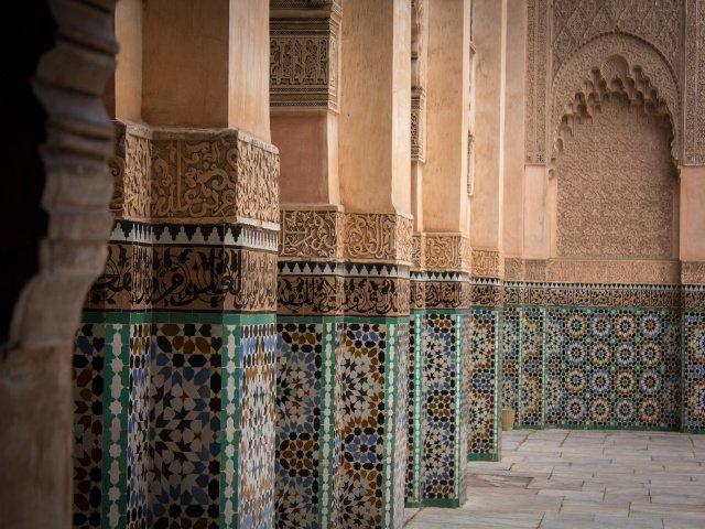 Arquitectura de Marrakech