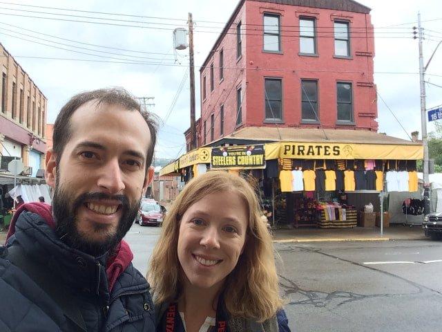 Pittsburgh y sus posibilidades de viajar en inglés