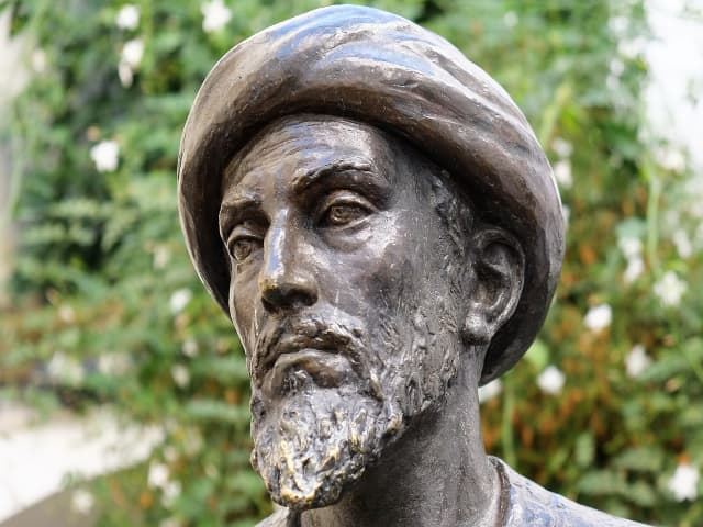 Maimónides representa la importancia del judaísmo en Córdoba