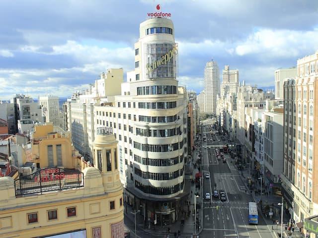 Cerramos las 48 horas en Madrid con una imagen de postal