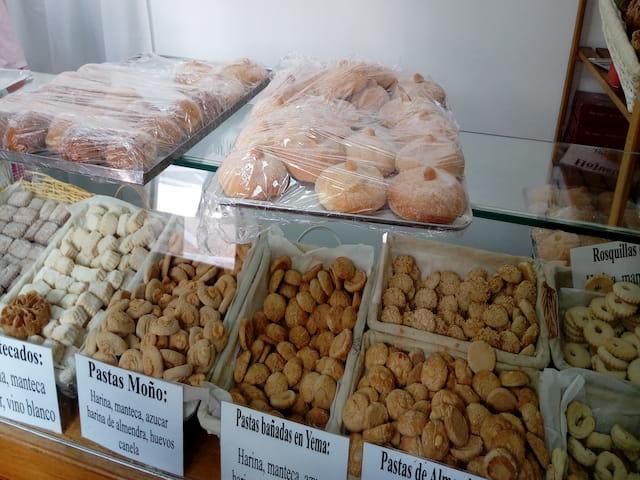 Tetas de novicia compradas en Chinchón