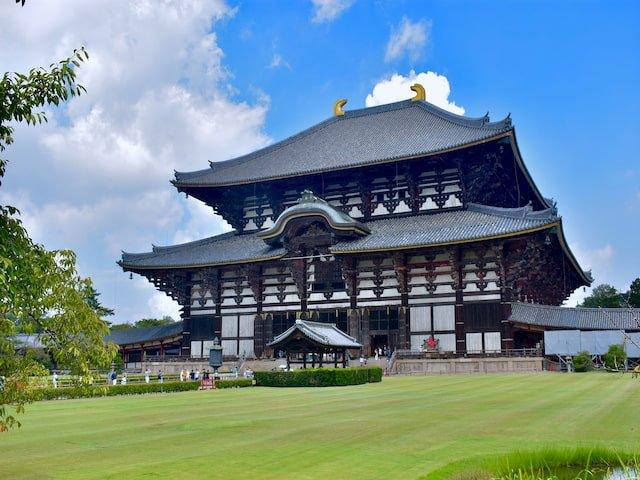 Nara es un impresionante lugar de Japón