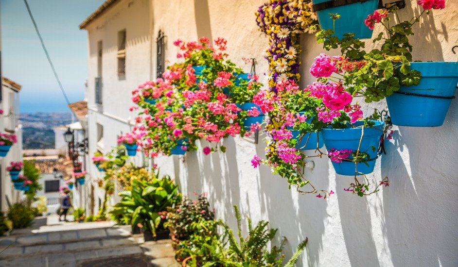 The Beautiful Costa del Sol Spain