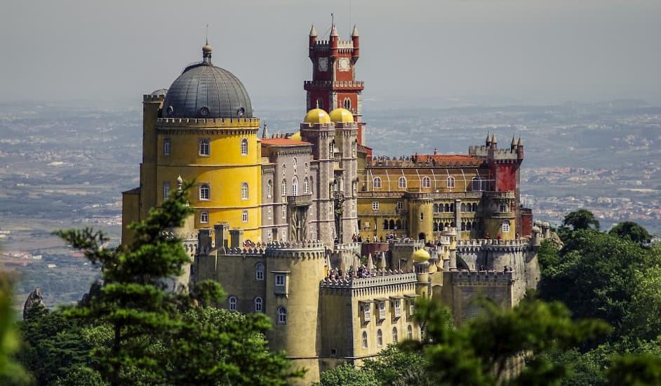 Qué ver en Sintra; una ciudad sacada de un cuento