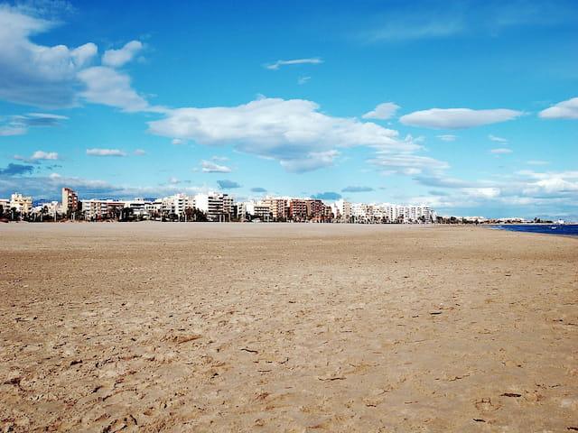 Playa de Sagunto